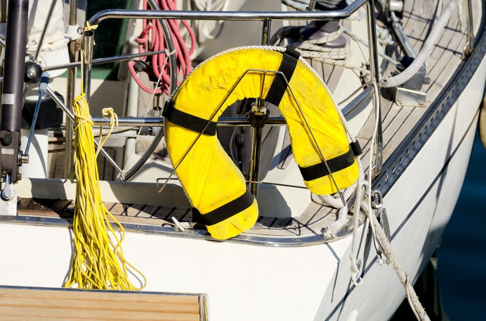Best Place To Store PFDs When Out On Your Boat