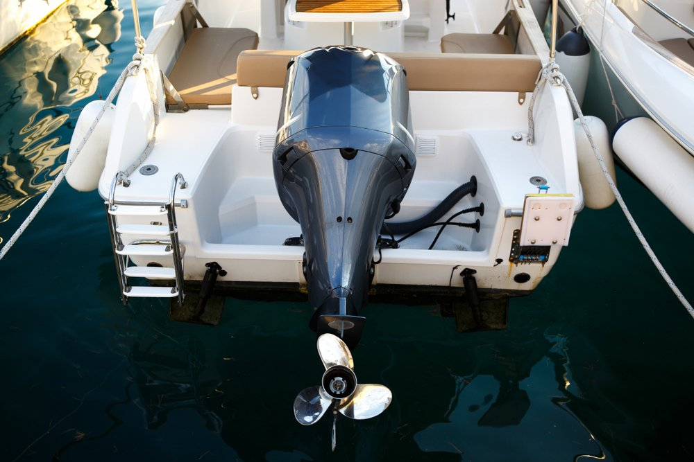 What Piece Of Equipment On A Boat Is Most Important In Preventing Propeller Strike Injuries